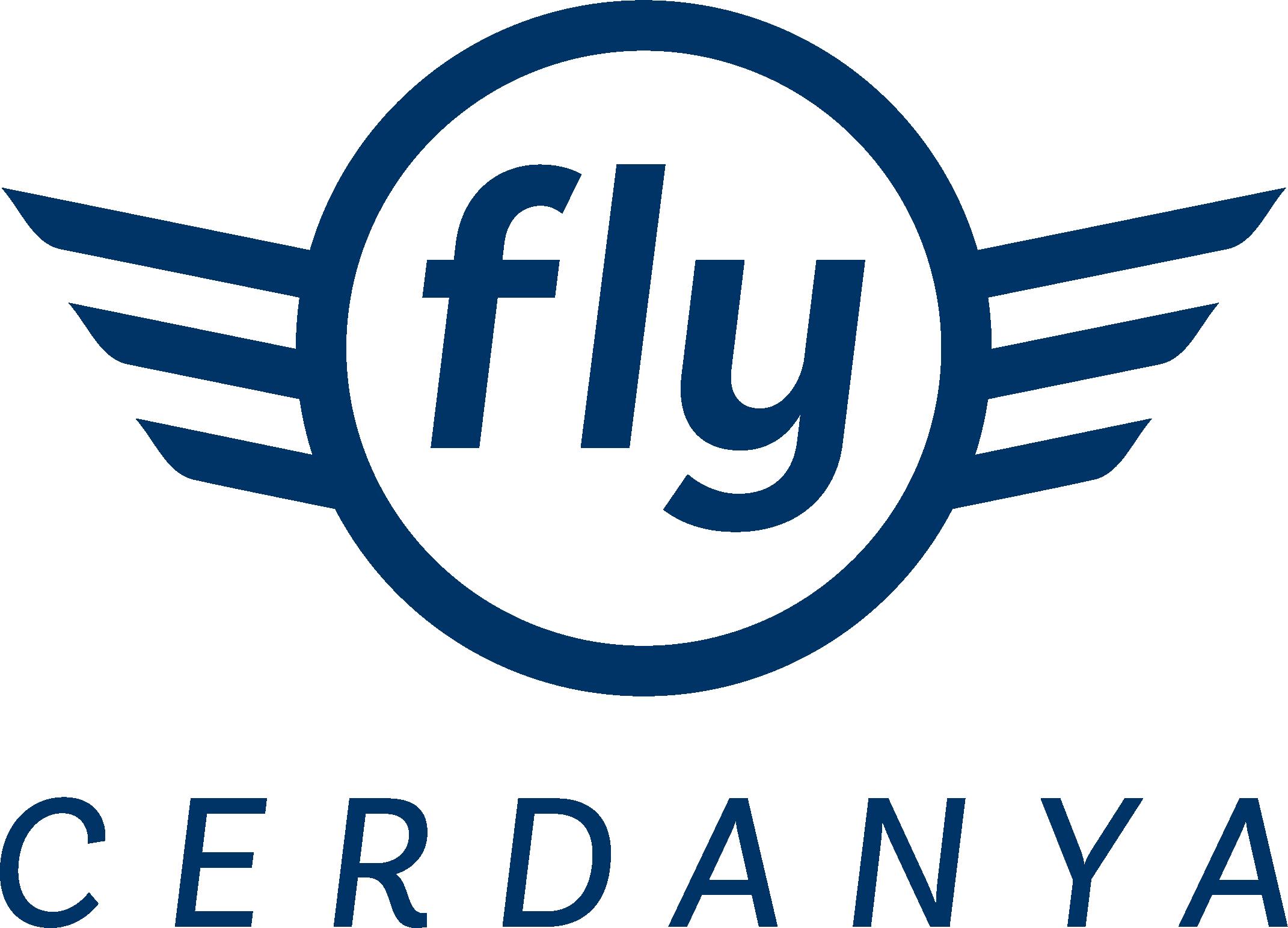Logo FlyCerdanya